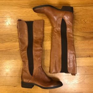Sam Edelman Leather Boot Size 7